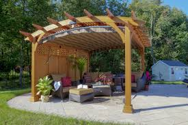 wood pergolas photo gallery at american landscape structures