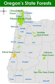 map of oregon state orww elliott state forest maps