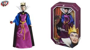 disney classic signature collection evil queen doll toy review