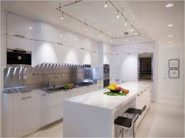 Track Lighting Ideas For Kitchen by Lighting Flooring Kitchen Track Ideas Tile Countertops Cherry Wood
