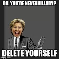 Meme Yourself - delete yourself imgflip