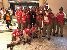 precious moments singapore cerebral palsy football team