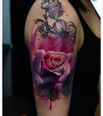 23 best 3d rose tattoos images on pinterest tattoo designs