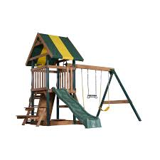 shop heartland playsets commander u0027s quarters residential wood