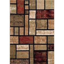 Large Rug Sizes 1007 Beige Burgundy Green Abstract Area Rug Contemporary Modern