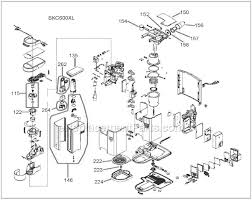 breville bkc600xl parts list and diagram ereplacementparts com