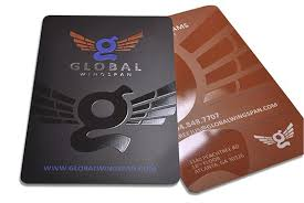 die cut plastic coated business cards designs ideas business