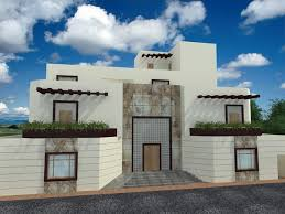 Arabic Exterior House Designs