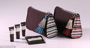 Le Labo Bathroom Amenities Etihad First Class Passengers Sell Their Amenity Kits On Ebay