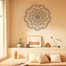 Lotus Flower Wall Decal Om by Online Get Cheap Moroccan Wall Decals Aliexpress Com Alibaba Group