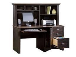 solid wood writing desk with hutch steinhafels office desks
