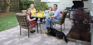 Make Your Own Patio Pavers Create Your Own Diy Backyard Patio Paradise Today S Homeowner