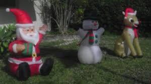 grinch stole christmas decorations off hialeah lawn nbc 6 south