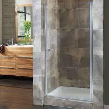 cove 1 4 u2033 frameless pivot shower doors foremost bath