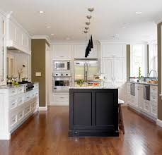 shaker style doors kitchen modern with stone and countertop