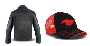 ford mustang jacket whatigot for was a leather fully embossed ford