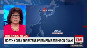 North Korea North Korea Threatens Preemptive Strike On Guam Youtube