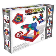 amazon com wedgnetix wedgnetix toy 16 piece toys u0026 games