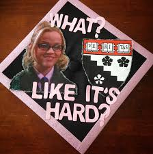 graduation caps decorations 18 graduation hats you would actually want to wear gurl