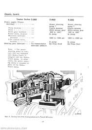 international harvester 340 460 560 tractor service manual two