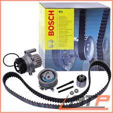 genuine bosch 1987946477 timing cam belt kit set water pump ebay