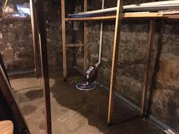 Basement Floor Drain Installation by Sump Pump Systems In Boston Providence Framingham Sump Pump
