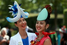 ladies day at royal ascot 2014 pictures huffpost uk