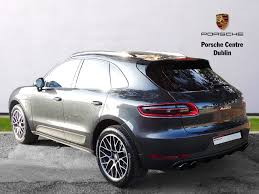 porsche macan size used porsche macan 2017 3 0 s diesel for sale in dublin