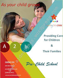 school brochure design templates child care school poster graphics and templates