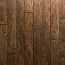 Style Selection Laminate Flooring Shop Style Selections Plus 6 14 In W X 4 52 Ft L Hs Barrel Hickory