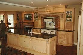 unstained kitchen cabinets formal kitchen with light unfinished pine cabinets kitchen