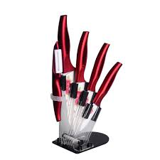 Red Kitchen Knives by Knife Set Red Promotion Shop For Promotional Knife Set Red On