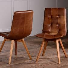 leather dining room chair brown leather dining room chairs awesome projects photo of brown