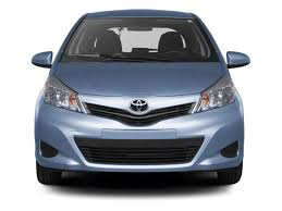 2012 toyota yaris price trims options specs photos reviews