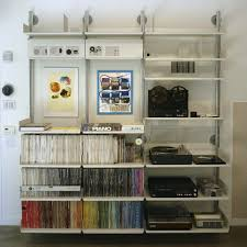 606 Universal Shelving System by Shelving System 606 Wall Mounted