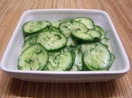 cuisiner concombre concombre secoué plat du jour recettes de cuisine entrées