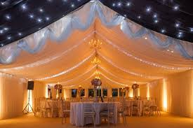 Marquee Chandeliers Marquee Hire Cgc