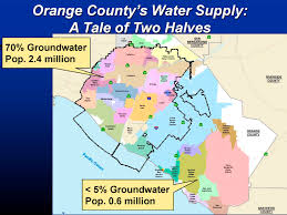 Map Of Orange County California U0027s Groundwater U2013 Maven U0027s Notebook Water News