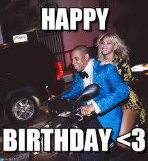 Beyonce Birthday Meme - happy jayz beyonce meme on memegen