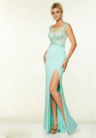fashion designer high low luxury prom dresses illusion mesh prom