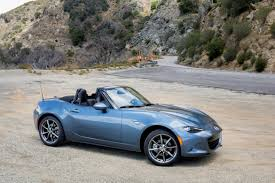 mazda convertible 2015 2016 mazda mx 5 miata first drive news cars com