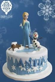 29 best frozen cakes images on pinterest frozen party frozen