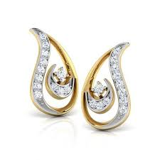 diamond earrings 665 studs and tops earrings designs buy studs and tops earrings