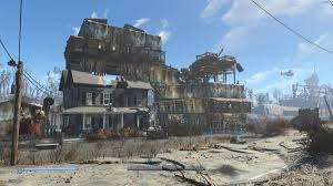 Cool Ideas When Building A The 10 Coolest Settlements From Fallout 4 Dorkly Post