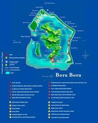bora bora map borabora zoom jpg