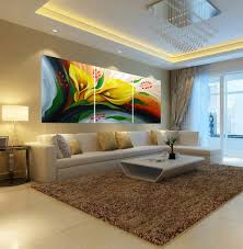 living room modern home decoration wall art pictures for living