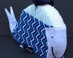 nautical baby shower nautical centerpiece whale diaper cake