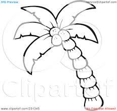 christmas palm tree coloring page christmas printable u0026 free