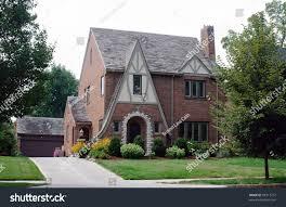 stick style brick house stock photo 59313712 shutterstock