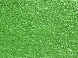 green paint texture interiors design
